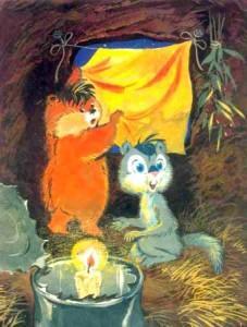 Приключения Хомы и Суслика 30