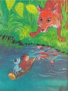 Приключения Хомы и Суслика 70